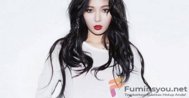 Tips Diet Hyuna